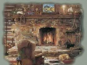 Kelmare's Fireplace