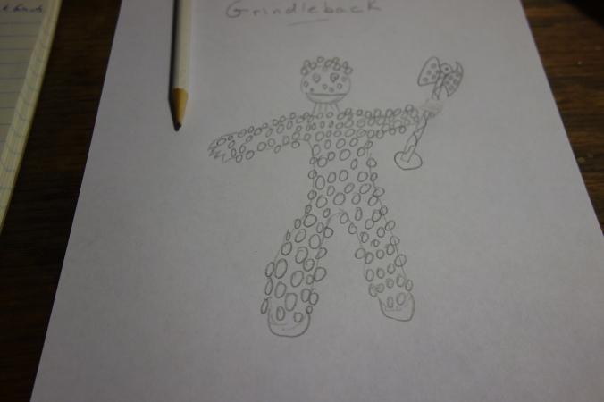 GRINDLEBACK