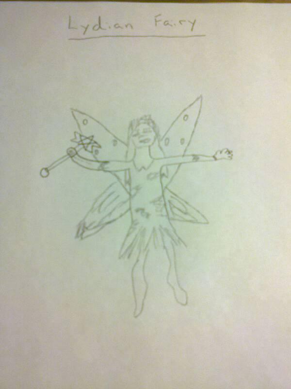 Lydian Fairy