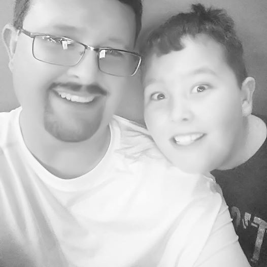 Me & Ethan @ TH