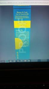 Bookmark Back