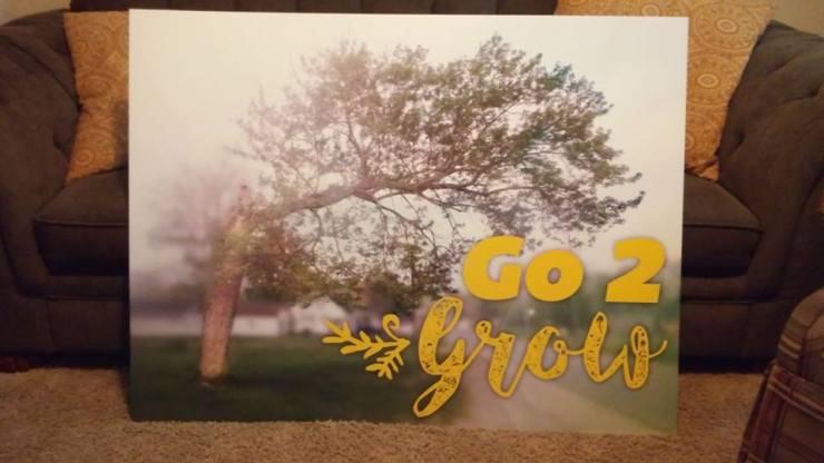 Go 2 Grow Poster